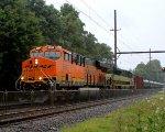 BNSF 6597 on first K042